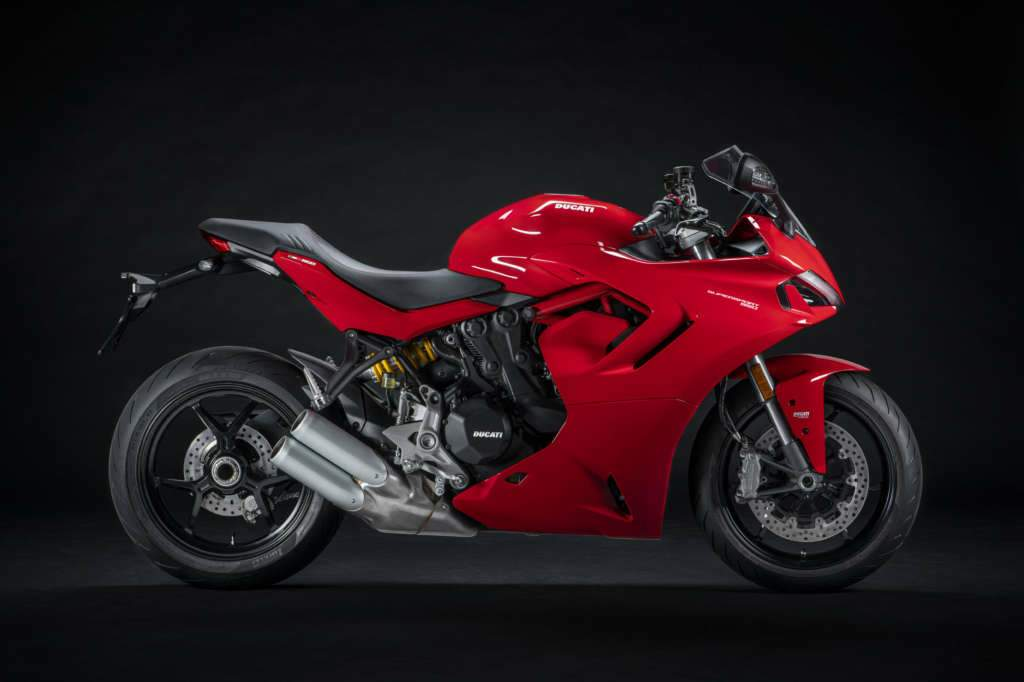 Ducati Supersport 950 technical specifications